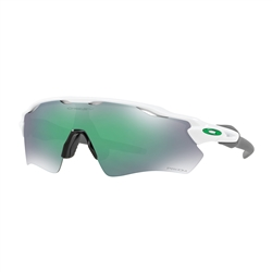 Image: OAKLEY RADAR EV PATH POLISHED WHITE - PRIZM JADE