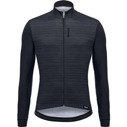 Image: SANTINI CLASSE LONG SLEEVE THERMAL JERSEY
