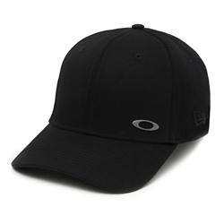 Image: OAKLEY TINFOIL CAP BLACK M/L