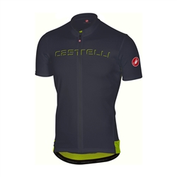 Image: CASTELLI PROLOGO 5 JERSEY 4517019 ANTHRACITE SMALL
