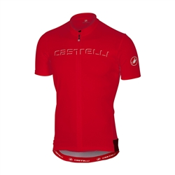 Image: CASTELLI PROLOGO 5 JERSEY 4517019 RED SMALL