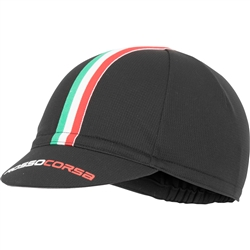 Image: CASTELLI  ROSSO CORSA CYCLING CAP 4519038
