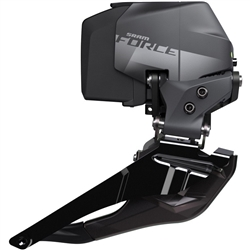 Image: SRAM FORCE ETAP AXS D1 BRAZE FRONT DERAILLEUR NO BATTERY