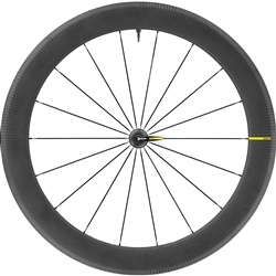 Image: MAVIC  COSMIC PRO CARBON UST RIM BRAKE WHEELS