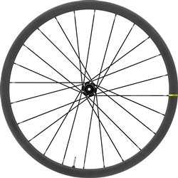 Image: MAVIC KSYRIUM PRO CARBON UST DISC BRAKE WHEELS