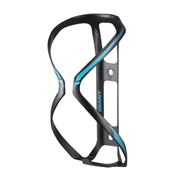 Image: GIANT AIRWAY LITE CARBON CAGE BLACK / GLOSSY BLUE