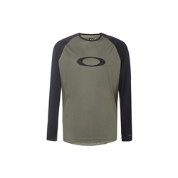 Image: OAKLEY MTB LONG SLEEVE TECH TEE