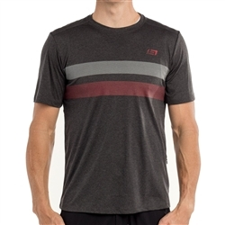 Image: BELLWETHER POWERLINE JERSEY MENS CHARCOAL MEDIUM