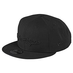 Image: TROY LEE SIGNATURE TLD CAP BLACK ONE SIZE