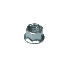 Image: GENERIC AXLE NUTS PAIR 14MM OVERSIZE