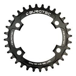 Image: BURGTEC BURGTEC THICK-THIN CHAINRING 96 BCD XT