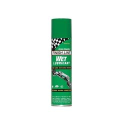 Image: FINISH LINE WET LUBE 8 OZ AEROSOL