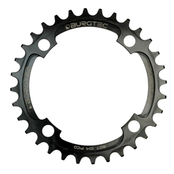 Image: BURGTEC BURGTEC THICK-THIN 104BCD CHAINRING