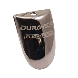 Image: SHIMANO DURA-ACE ST-7700 NAME PLATE & SCREW