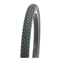 Image: GENERIC TYRE 12 INCH KNOBBY COMP 3 BLACK