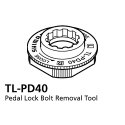 Image: SHIMANO PEDAL AXLE REMOVER TL-PD40