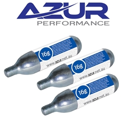 Image: AZUR CO2 CARTRIDGE 3 PACK
