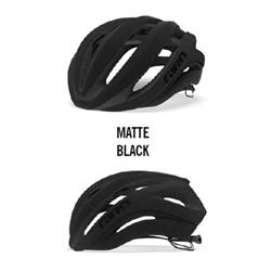 Image: GIRO AETHER MIPS HELMET MATTE BLACK MEDIUM