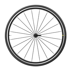 Image: MAVIC AKSIUM ELITE EVO UST RIM BRAKE WHEELS