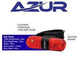 Image: AZUR USB NANO 30 LUMENS TAIL LIGHT