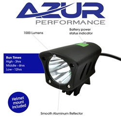 Image: AZUR ZAP 1000 LUMEN LIGHT