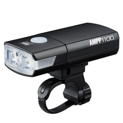 Image: CATEYE AMPP1100 FRONT LIGHT EL-1100RC BLACK