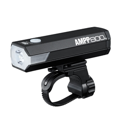 Image: CATEYE AMPP800 FRONT LIGHT EL-088RC BLACK