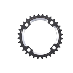 Image: BBB ROUNDABOUT 4 BCR-05 CHAINRING BLACK