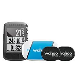 Image: WAHOO ELEMNT BOLT GPS BIKE COMPUTER BUNDLE