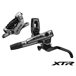 Image: SHIMANO XTR BR-M9120 FRONT DISC BRAKE WITH TRAIL BL-M9120