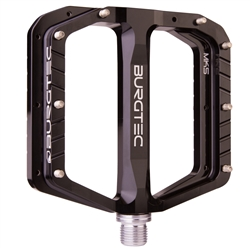 Image: BURGTEC PENTHOUSE MK5 STEEL AXLE PEDALS