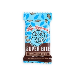 Image: BLUE DINOSAUR SUPER BITE HIMALAYAN CHOC