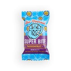 Image: BLUE DINOSAUR SUPER BITE PASSIONFRUIT
