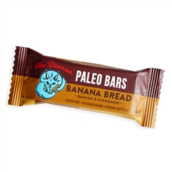 Image: BLUE DINOSAUR PALEO BAR BANANA BREAD