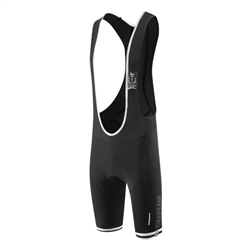 Image: CHAPEAU! CLUB BIB SHORTS MENS BLACK SMALL