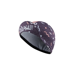 Image: CHAPEAU! LIGHTWEIGHT CYCLE CAP PATTERN MIX LADIES