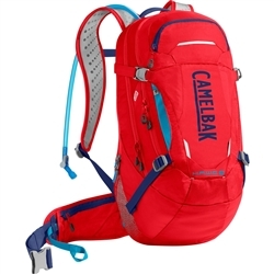 Image: CAMELBAK HAWG LR 20 3L RACING RED / PITCH BLUE