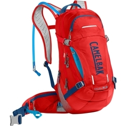 Image: CAMELBAK MULE LR 15 3L RACING RED / PITCH BLUE