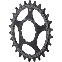 Image: RACEFACE CHAINRING CINCH DIRECT MOUNT BLACK