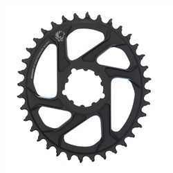 Image: SRAM EAGLE X-SYNC 2 OVAL DIRECT MOUNT CHAINRING