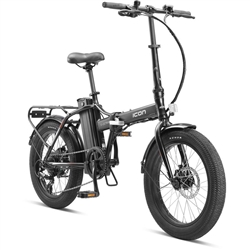 Image: XDS E-LECTRON FOLDING E-BIKE BLACK