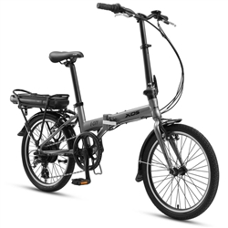 Image: XDS E-CITY FOLDING BIKE