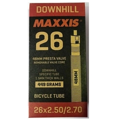 Image: MAXXIS TUBE DOWNHILL 26 INCH
