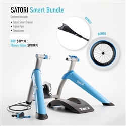Image: TACX SATORI TRAINER SMART BUNDLE T2400.TS