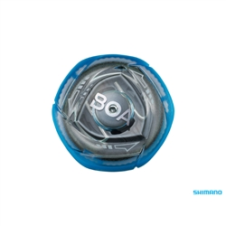 Image: SHIMANO SH-RC901 BOA KIT BLUE LEFT 2 DIALS SUITS RC901 AND XC901