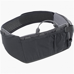 Image: EVOC RACE BELT BLACK BLACK