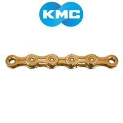 Image: KMC X11SL 11 SPEED TI-N GOLD