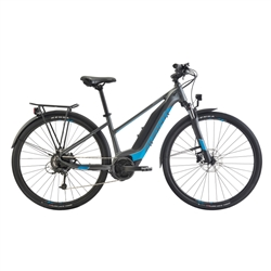 Image: AVANTI EXPLORER-E 2 LOW 2020 CHARCOAL / BLUE MEDIUM/LARGE