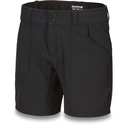 Image: DAKINE FAYE LADIES SHORTS BLACK MEDIUM 6-8