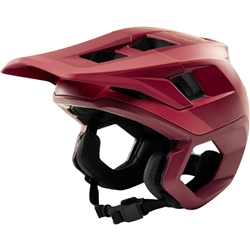 Image: FOX HEAD DROPFRAME HELMET 2019 RIO RED LARGE